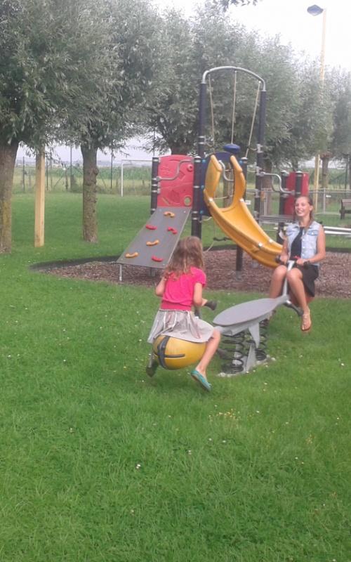 Villa Marie Oli speeltuin