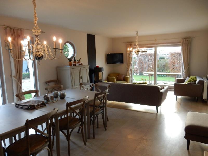 Villa Marie Oli woonkamer eetruimte