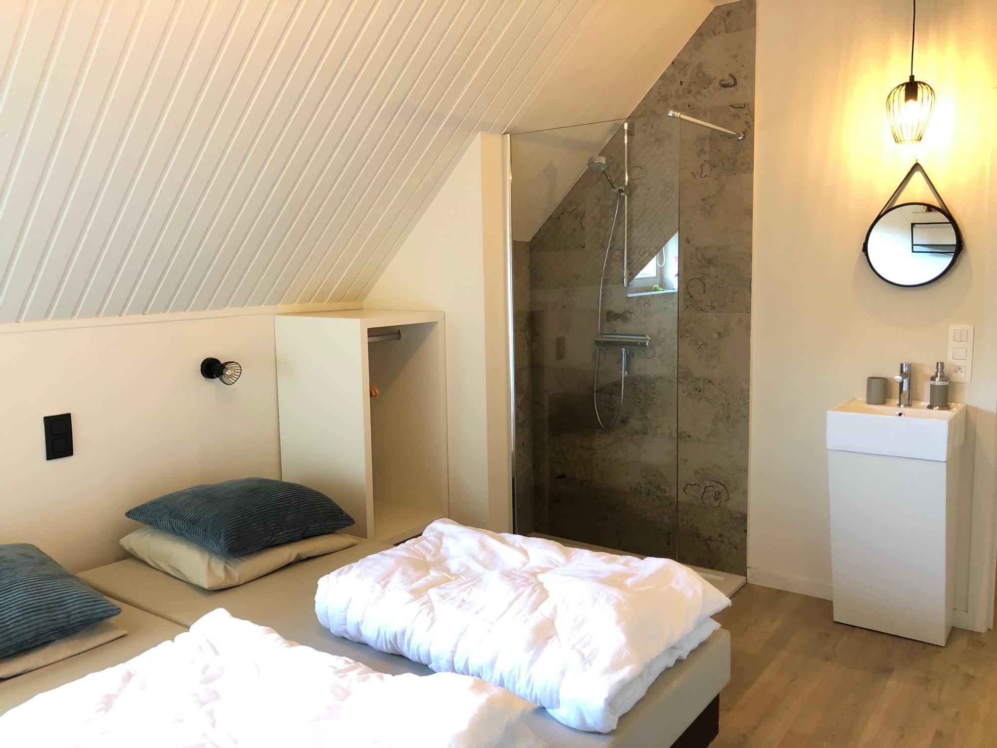 slaapkamer Riethuis